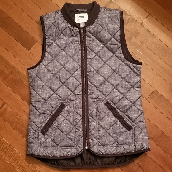 Old Navy Jackets & Blazers - Womens old navy vest size small